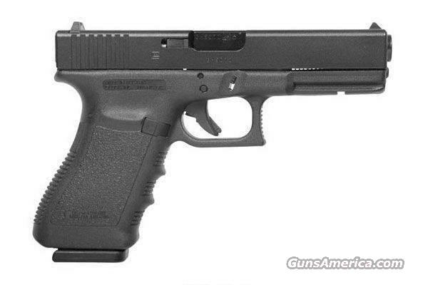 "Glock 20 10MM 4.60"" Black Fixed Sgts 2 15 Rnd Mags  Guns > Pistols > Glock Pistols > 20/21"