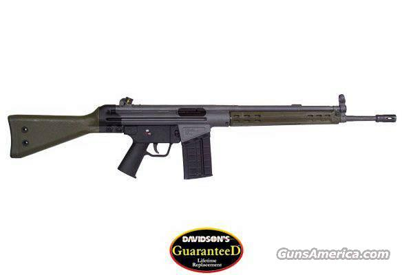 "PTR-91 PTR-91F 308 18"" Olive Drab Green 915110G  Guns > Rifles > XYZ Misc Rifles"