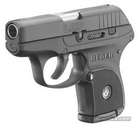 "Ruger LCP 380 2.75"" Black 3701  Guns > Pistols > Ruger Semi-Auto Pistols > LCP"