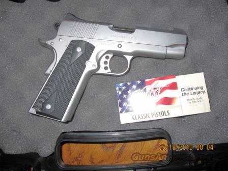 Kimber Pro Carry II HD .45 ACP   Guns > Pistols > Kimber of America Pistols