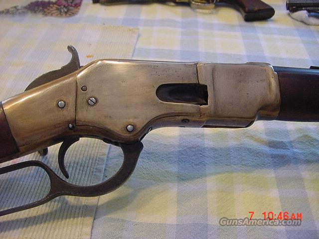 1866 Winchester Saddle Ring Carbine 44CF  Guns > Rifles > Winchester Rifles - Pre-1899 Lever