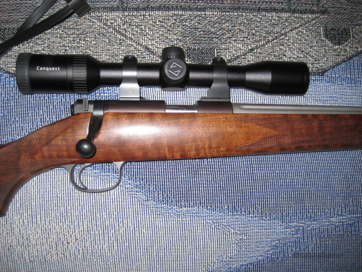 Kimber Classic Varmint 22LR w/ Zeiss Scope! AWESOME package! REDUCED  Guns > Rifles > Kimber of America Rifles