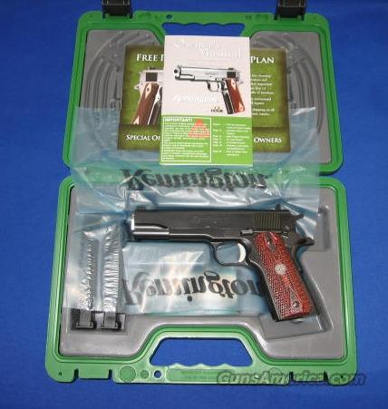 Remington Model 1911 R1 .45 Auto Pistol TALO Edition  Guns > Pistols > Remington Pistols - Modern