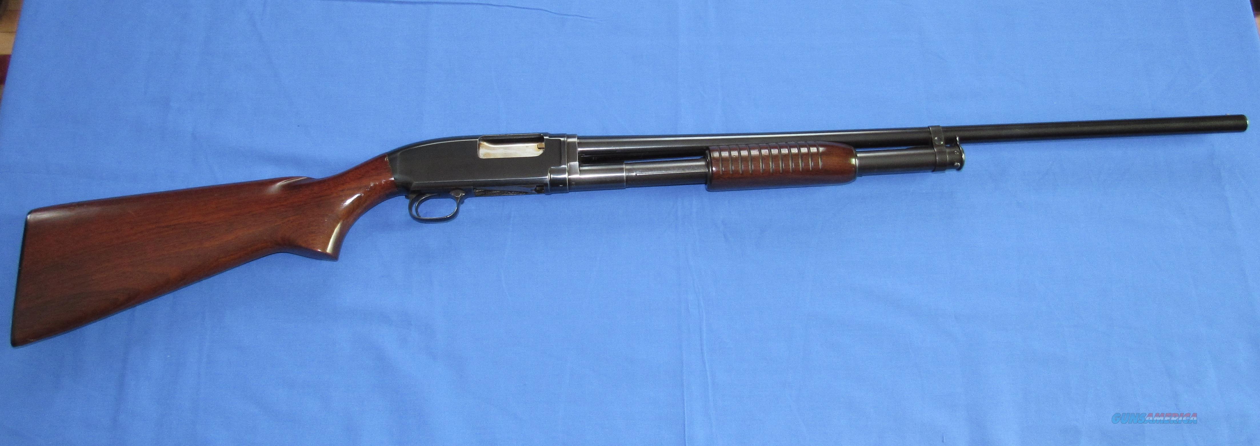 WINCHESTER MODE 12 16 GAUGE PUMP SHOTGUN  Guns > Shotguns > Winchester Shotguns - Modern > Pump Action > Hunting