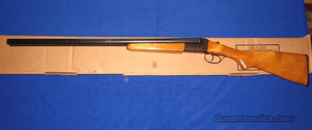 Savage-Springfield Model 511 12 Gauge SxS Shotgun  Guns > Shotguns > Savage Shotguns