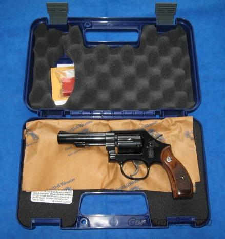 Smith & Wesson Model 10 Classic 38 Special +P Cal. Revolver   Guns > Pistols > Smith & Wesson Revolvers > Model 10