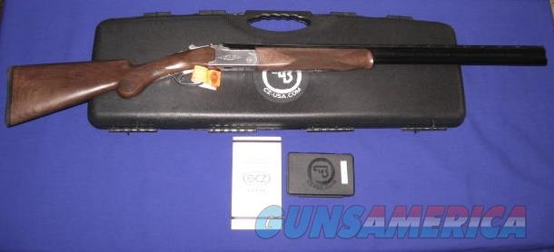 CZ Mallard 20 Gauge Over/Under  Shotgun  Guns > Shotguns > CZ Shotguns