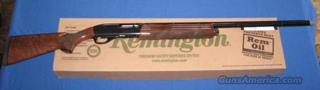 Remington 1100 Sporting 12 Gauge Semi-Auto Shotgun  Guns > Shotguns > Remington Shotguns  > Autoloaders > Trap/Skeet