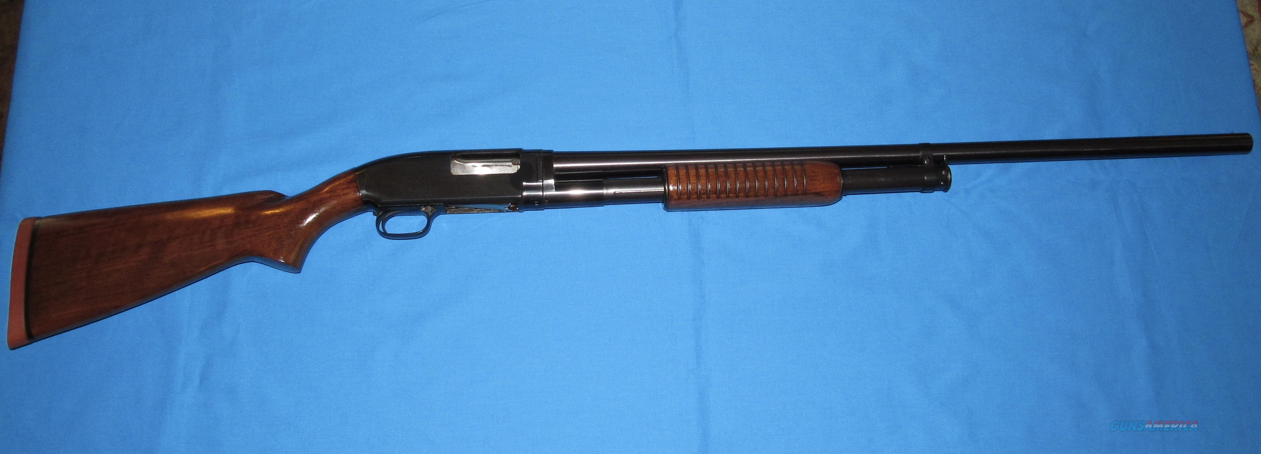WINCHESTER HEAVY DUCK 12 GAUGE PUMP SHOTGUN  Guns > Shotguns > Winchester Shotguns - Modern > Pump Action > Hunting