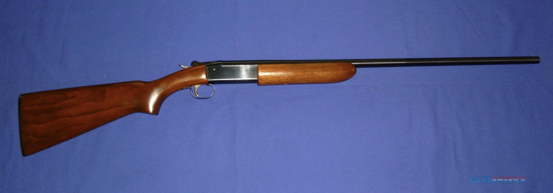 WINCHESTER MODEL 37 410 GAUGE SINGLE SHOT SHOTG... for sale  WINCHESTER MODE...