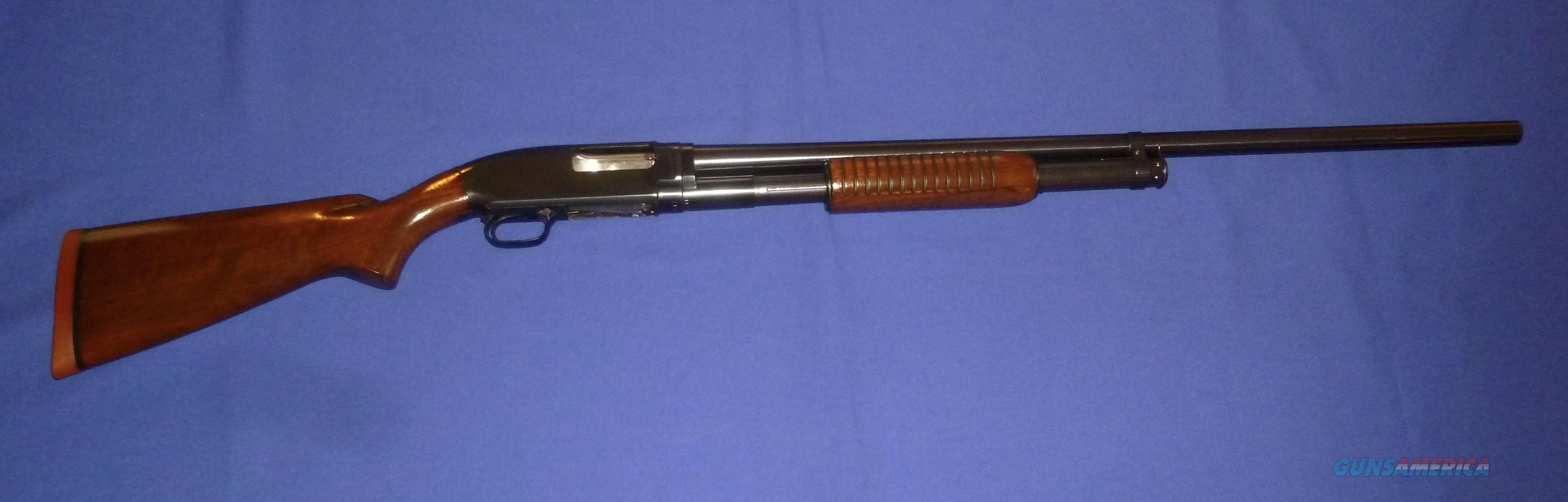 "WINCHESTER MODEL 12 HEAVY DUCK 12 GAUGE 3"" MAGNUM PUMP SHOTGUN  Guns > Shotguns > Winchester Shotguns - Modern > Pump Action > Hunting"