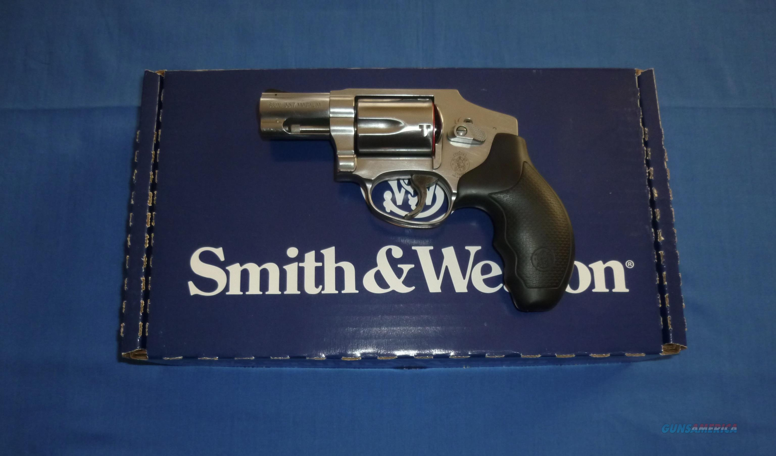 SMITH & WESSON MODEL 640 357 MAGNUM REVOLVER  Guns > Pistols > Smith & Wesson Revolvers > Small Frame ( J )