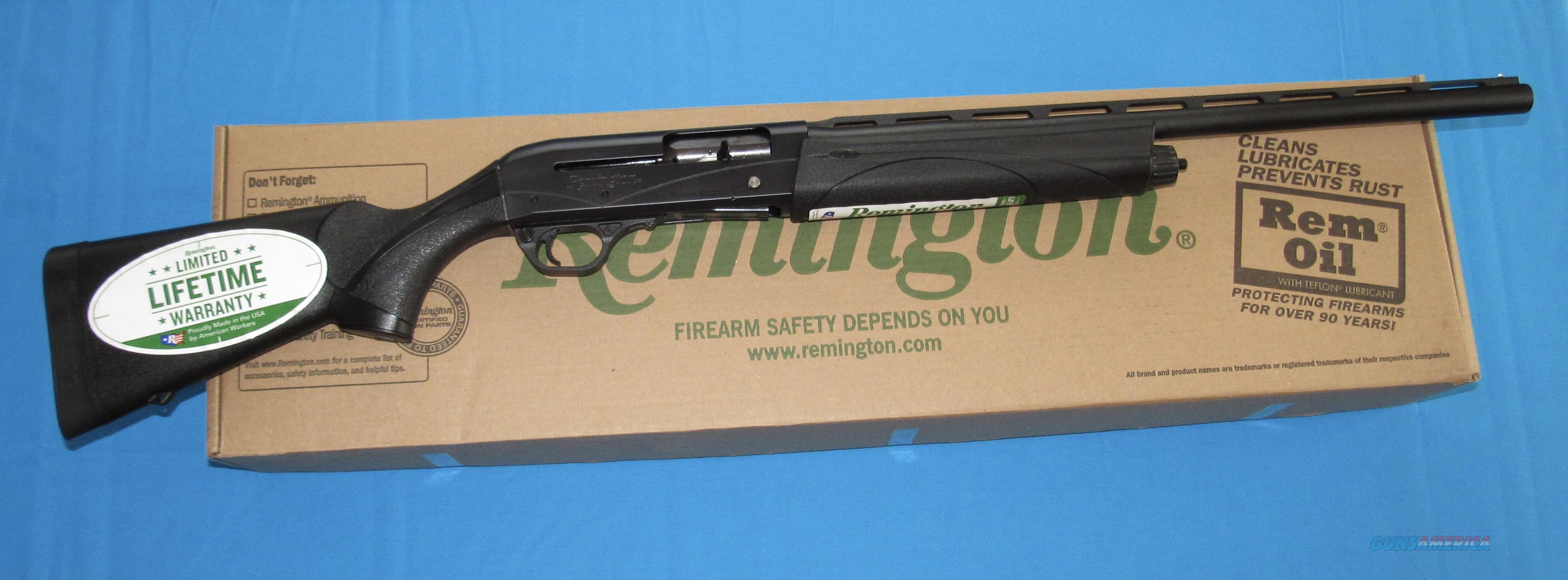 REMINGTON V3 COMPACT 12 GAUGE SEMI-AUTO SHOTGUN  Guns > Shotguns > Remington Shotguns  > Autoloaders > Hunting