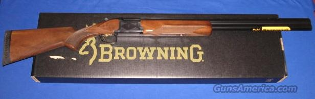 "Browning Citori Satin Hunter 12 Gauge 3.5"" Over/Under Shotgun  Guns > Shotguns > Browning Shotguns > Over Unders > Citori > Hunting"