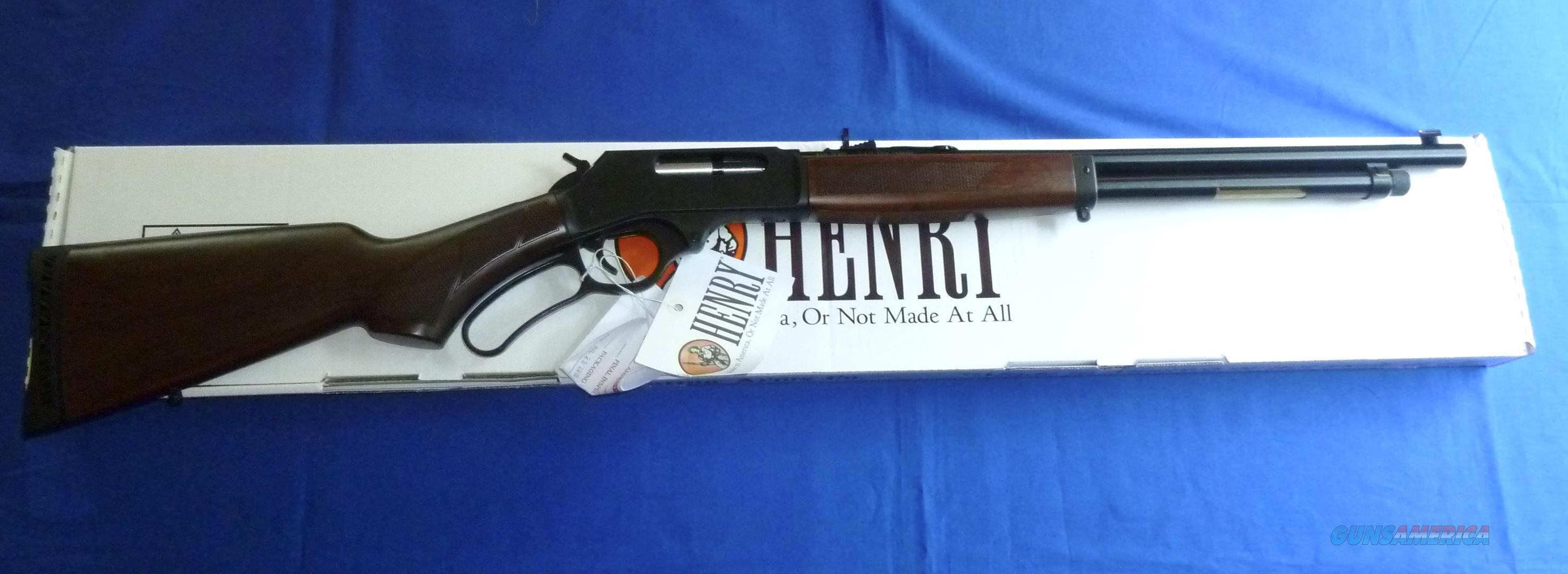 HENRY 410 GAUGE LEVER ACTION SHOTUN  Guns > Shotguns > Henry Shotguns