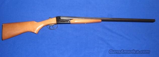 Stevens Model 311 12 Gauge Double Barrel Shotgun   Guns > Shotguns > Stevens Shotguns