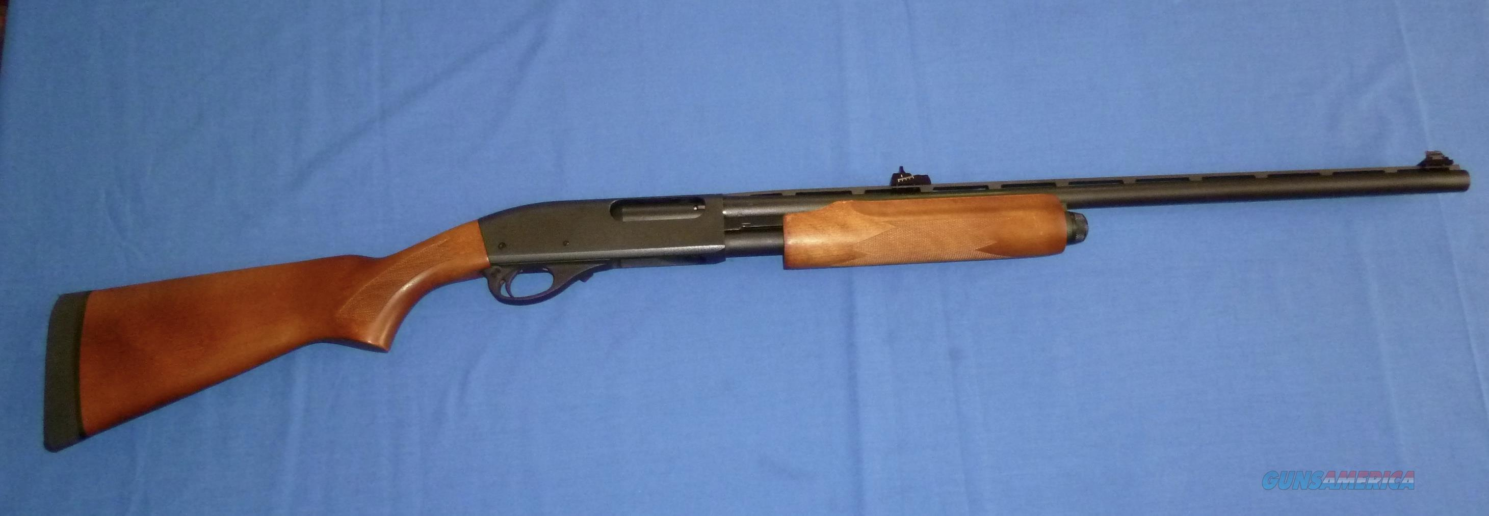 REMINGTON 870 EXPRESS MAGNUM 20 GAUGE PUMP SHOTGUN W/REMOVABLE RIFLE SIGHTS  Guns > Shotguns > Remington Shotguns  > Pump > Hunting