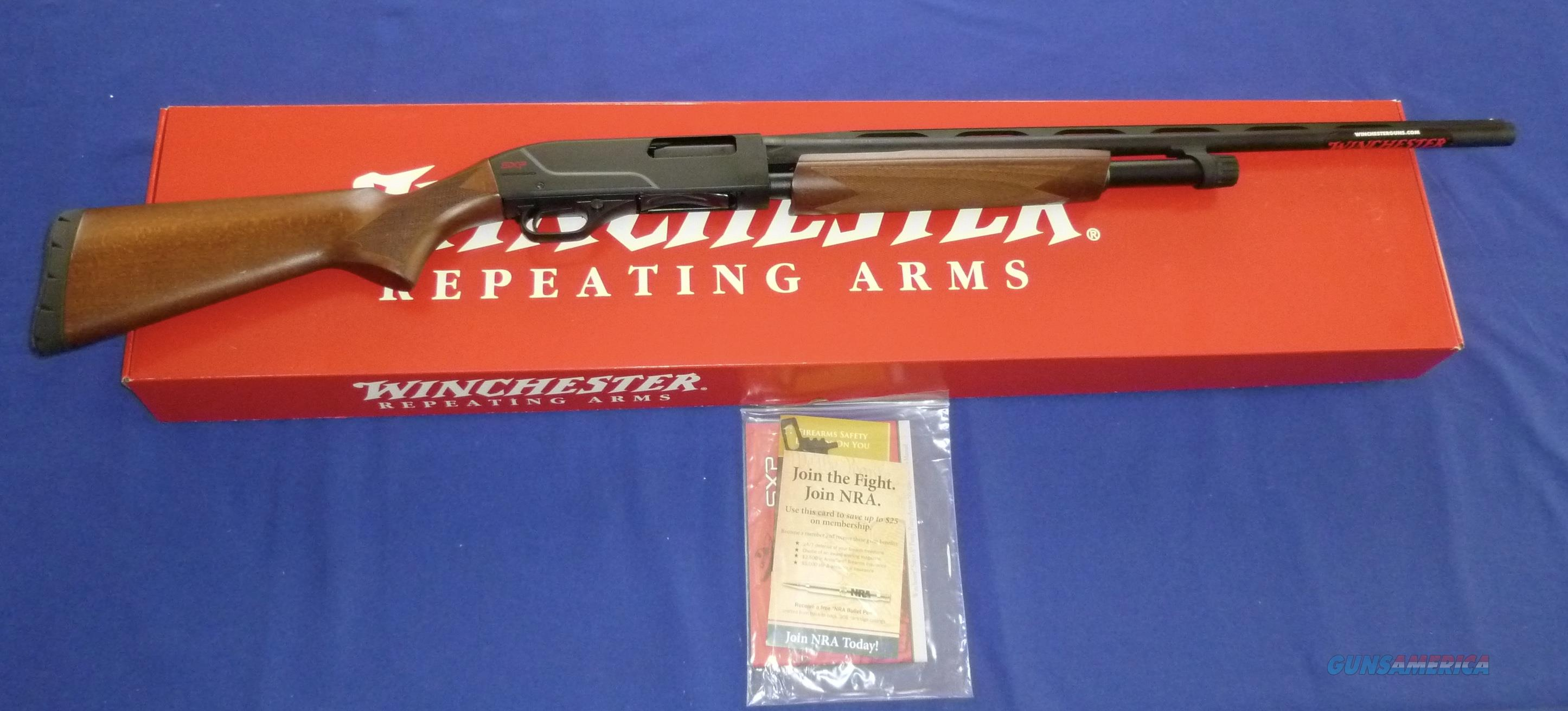 WINCHESTER SUPER-X SXP FIELD 20 GAUGE PUMP SHOTGUN NEW!  Guns > Shotguns > Winchester Shotguns - Modern > Pump Action > Hunting