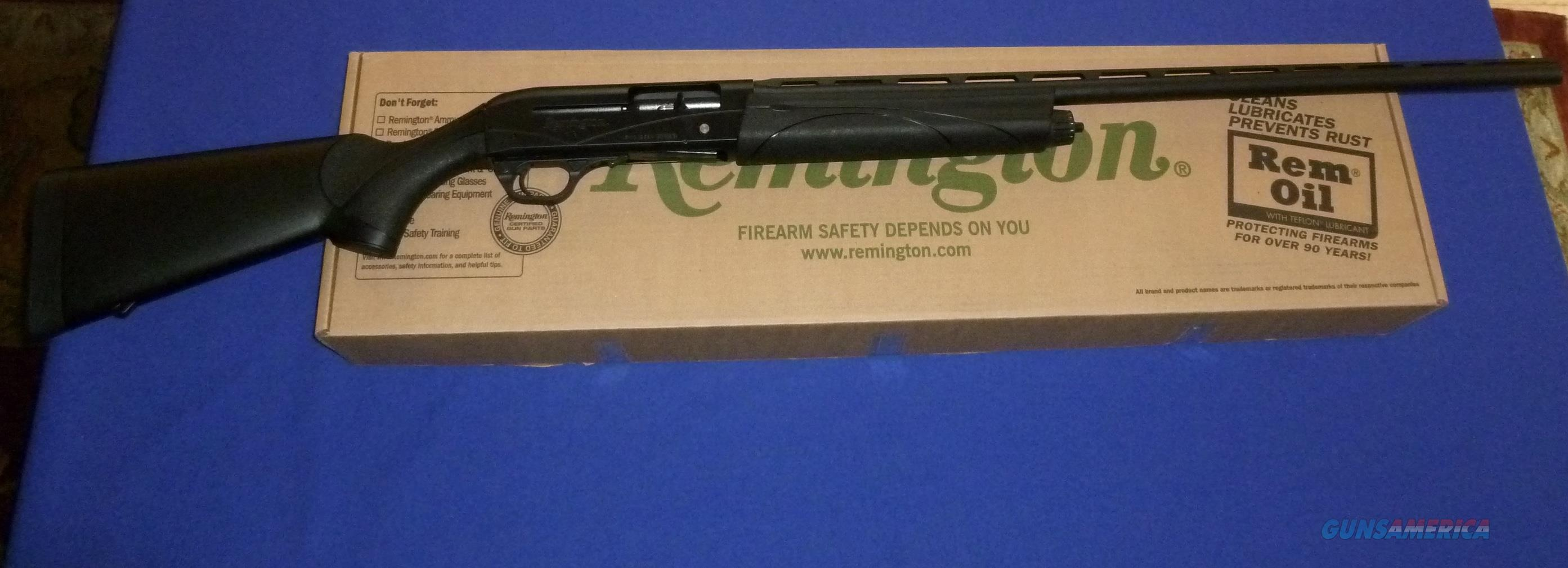 CLEARANCE PRICED!   REMINGTON V3 12 GAUGE SEMI-AUTO SHOTGUN NEW!  Guns > Shotguns > Remington Shotguns  > Autoloaders > Hunting