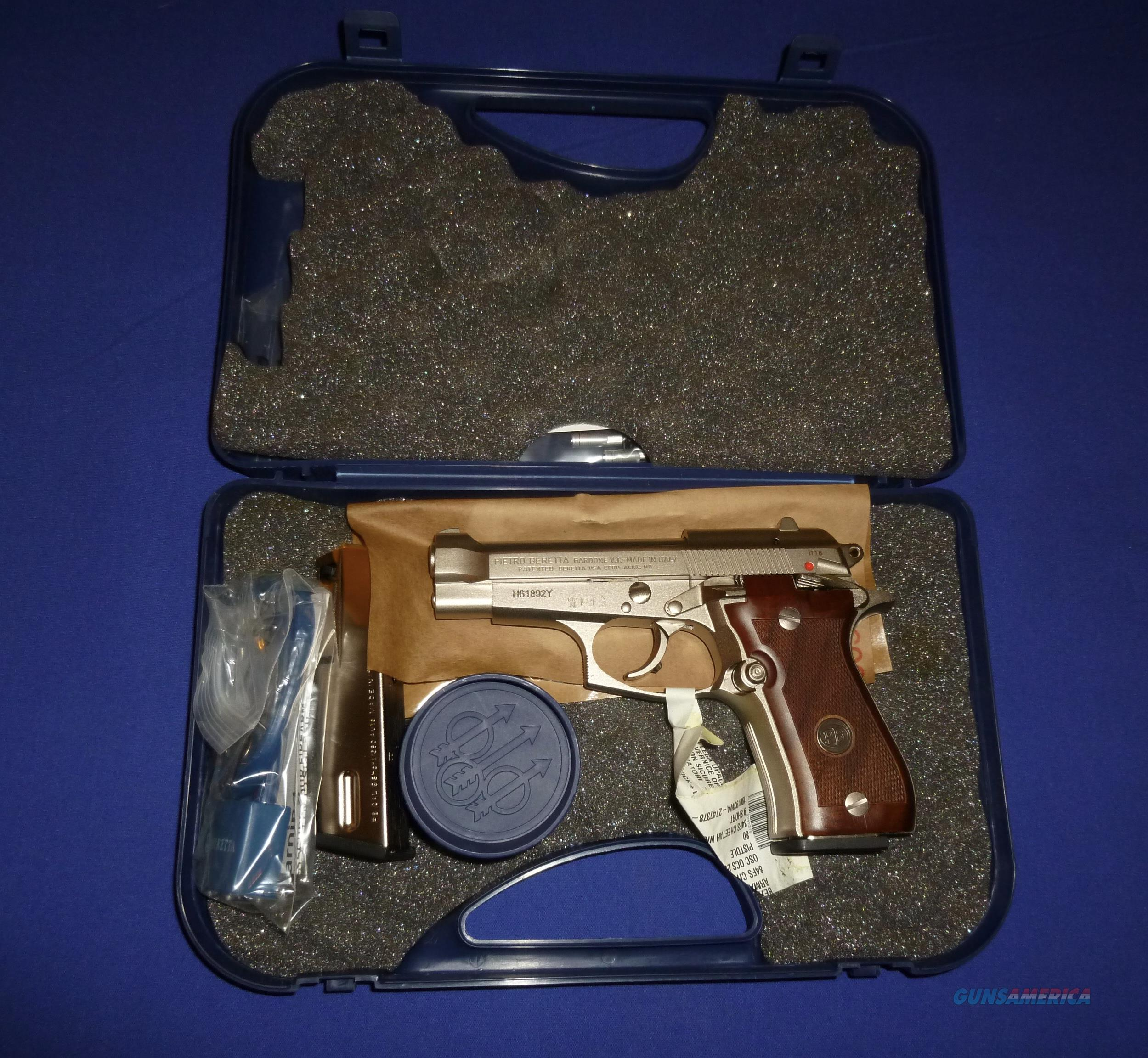 Beretta Model 70s 380 Pistol – Jerusalem House
