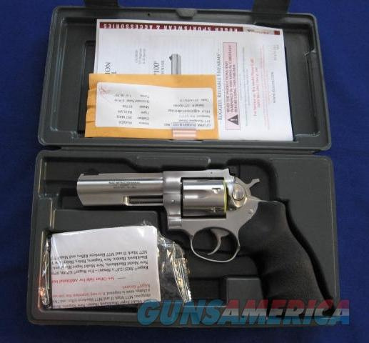 Ruger GP100 357 Magnum Double Action Revolver   Guns > Pistols > Ruger Double Action Revolver > Security Six Type