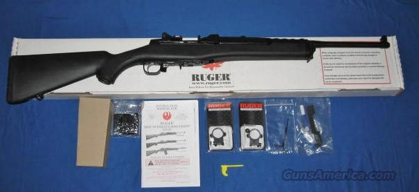 Ruger Mini-14 Ranch Rifle 223 Rem/5.56 NATO Caliber  Guns > Rifles > Ruger Rifles > Mini-14 Type