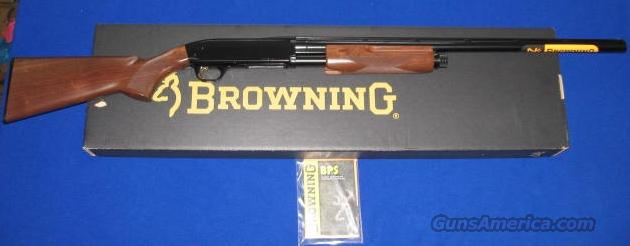 Browning BPS Hunter 16 Gauge Pump Shotgun  Guns > Shotguns > Browning Shotguns > Pump Action > Hunting