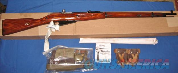 Century Arms Mosin-Nagant M91/30 7.62 x 54R Bolt Action Rifle  Guns > Rifles > Mosin-Nagant Rifles/Carbines