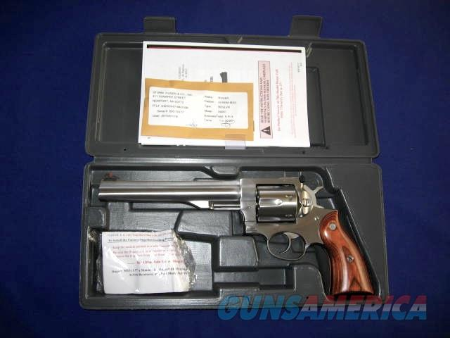 Ruger Redhawk 44 Magnum Double Action Revolver.   Guns > Pistols > Ruger Double Action Revolver > Redhawk Type