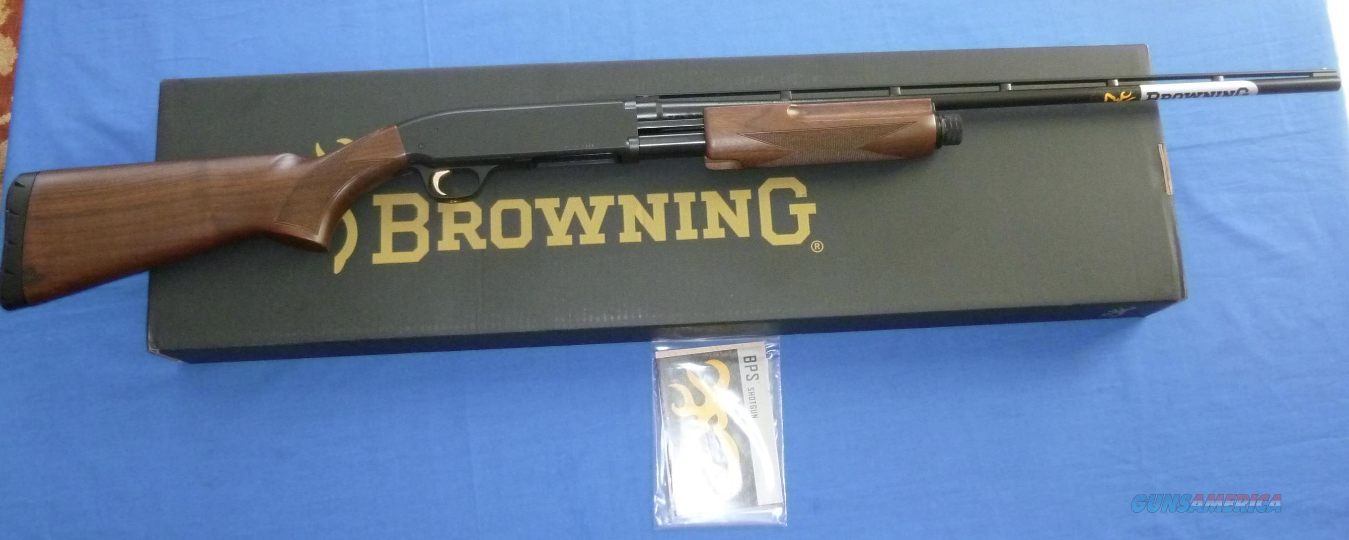 BROWNING BPS FIELD 410 GAUGE PUMP SHOTGUN  FREE SHIPPING AND NO CC FEES!  Guns > Shotguns > Browning Shotguns > Pump Action > Hunting