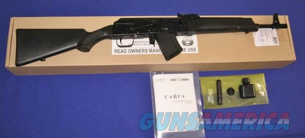 SAIGA IZ-132 7.62 X 39 SEMI-AUTO RIFLE  Guns > Rifles > Saiga Rifles