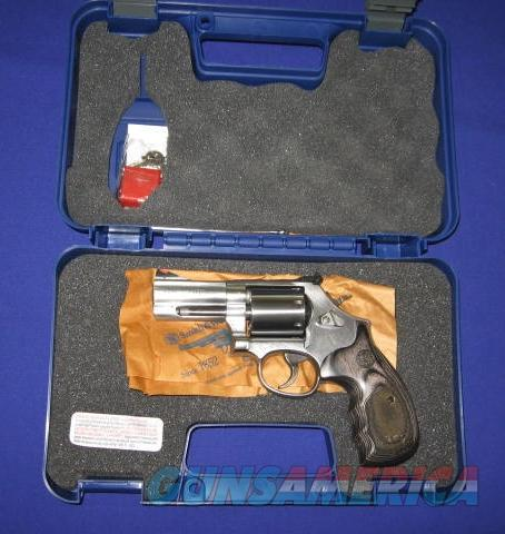 Smith & Wesson Model 686 3-5-7 357 Magnum Revolver 7 Round Capacity TALO Exclusive  Guns > Pistols > Smith & Wesson Revolvers > Full Frame Revolver