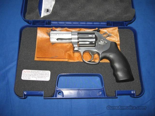 Smith & Wesson Model 686 Plus 357 Magnum Revolver  Guns > Pistols > Smith & Wesson Revolvers > Full Frame Revolver