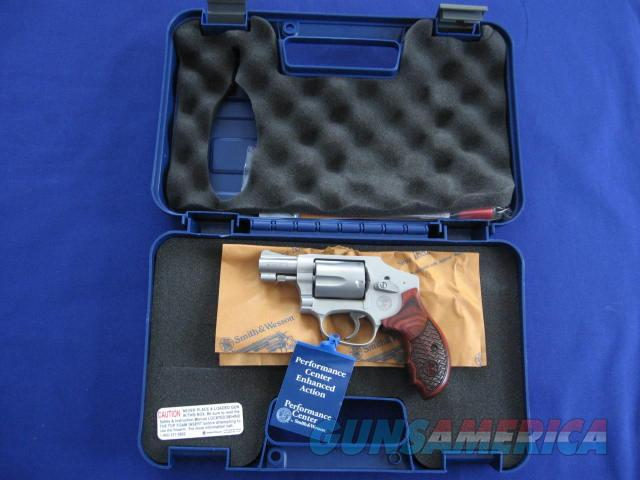 SALE PRICED! Smith & Wesson 642 Performance Center 38 SPL+P Revolver TALO Edition  Guns > Pistols > Smith & Wesson Revolvers > Performance Center