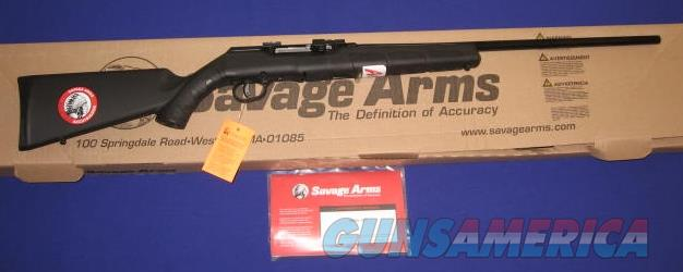 Savage A17 17HMR Caliber Semi-Auto Rifle  Guns > Rifles > Savage Rifles > Accutrigger Models > Sporting