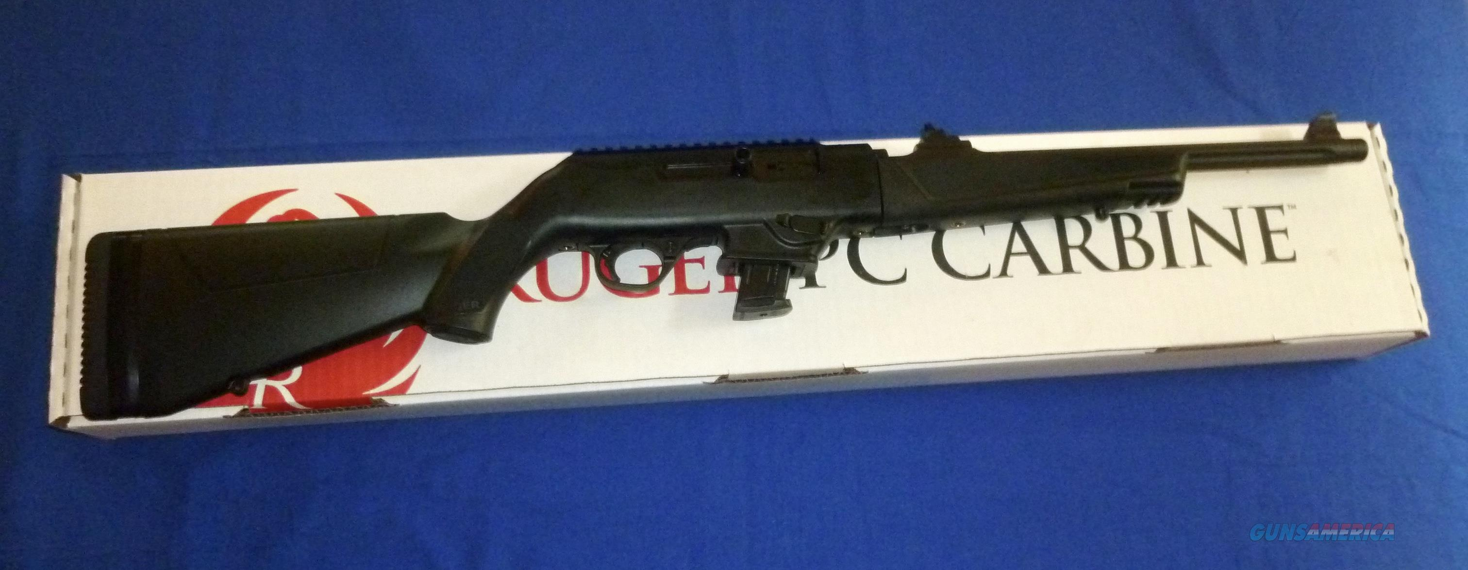 RUGER PC CARBINE 9MM SEMI-AUTO TAKEDOWN RIFLE  Guns > Rifles > Ruger Rifles > M44/Carbine