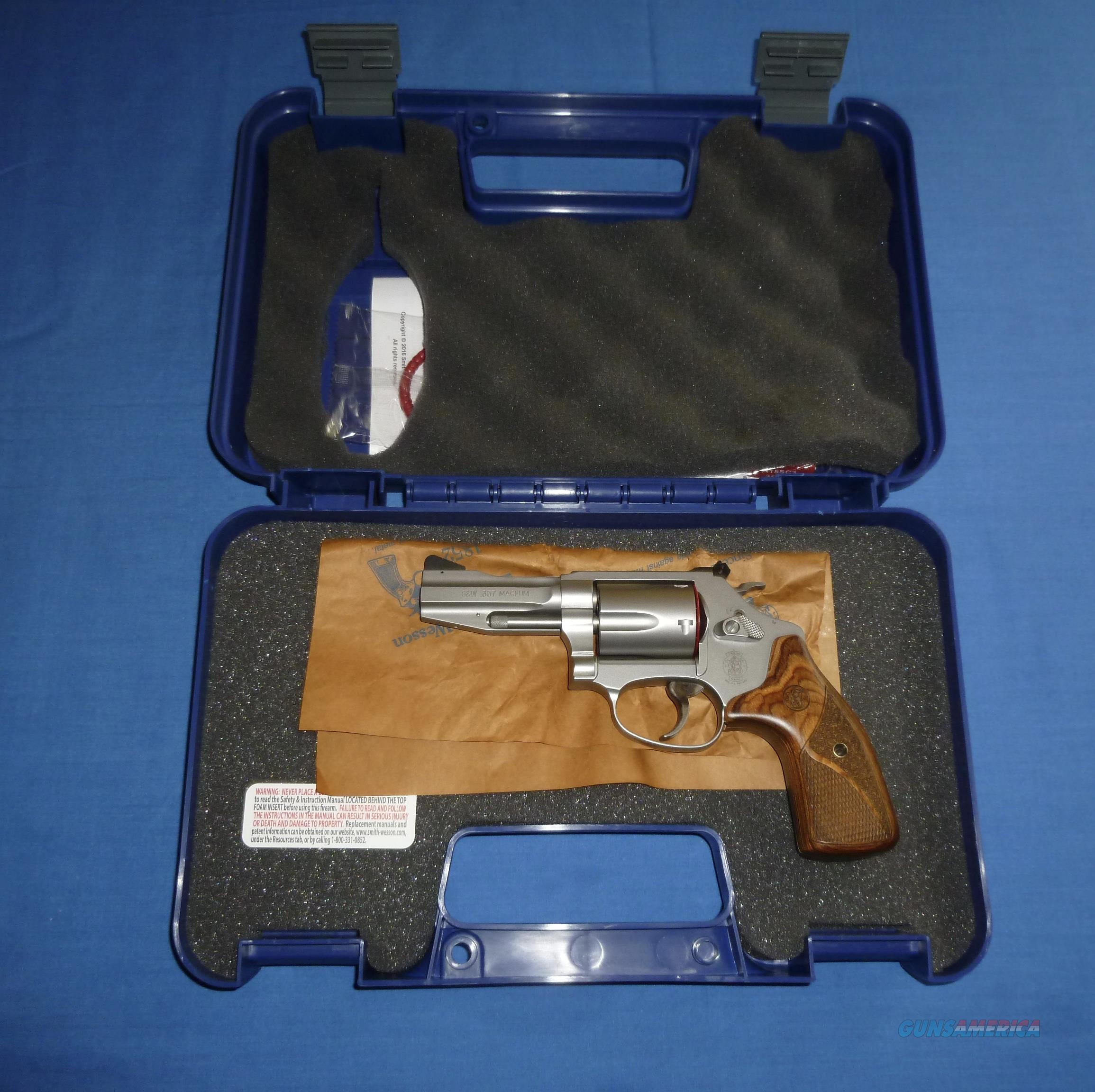 SMITH & WESSON PRO SERIES MODEL 60 357 MAGNUM REVOLVER NEW!  Guns > Pistols > Smith & Wesson Revolvers > Small Frame ( J )