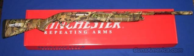 Winchester SX3 20 Gauge Semi-Auto Shotgun Mossy Oak Break-Up Infinity  Guns > Shotguns > Winchester Shotguns - Modern > Autoloaders > Hunting