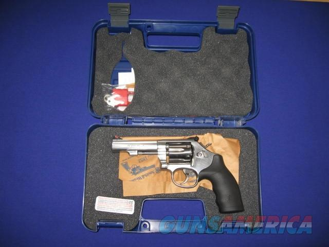 Smith and Wesson Model 67 38SPL +P Caliber Double Action Revolver.   Guns > Pistols > Smith & Wesson Revolvers > Full Frame Revolver