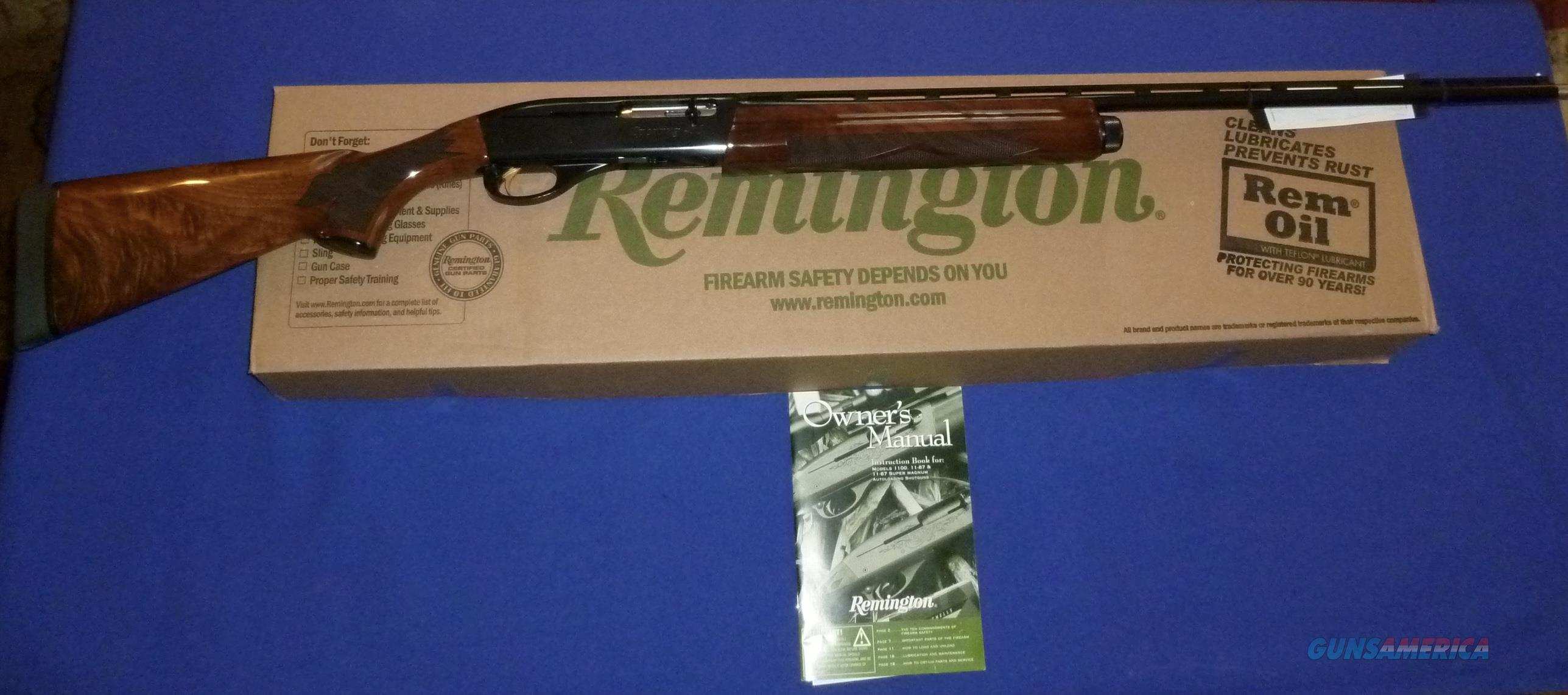 Remington 1100 410 Sporting Semi-Auto Shotgun  Guns > Shotguns > Remington Shotguns  > Autoloaders > Hunting