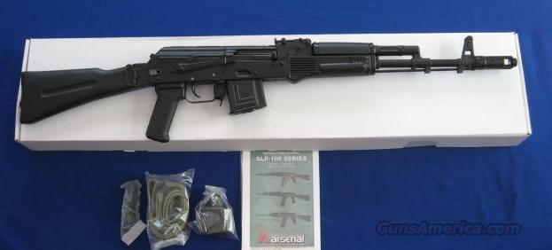 Arsenal SLR-106FR .223 AK Rifle w/Folding Stock  Guns > Rifles > AK-47 Rifles (and copies) > Folding Stock