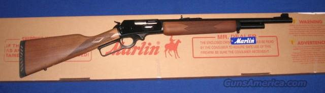 "Marlin 1895G 45/70 Caliber Lever Action Rifle ""The Guide Gun""  Guns > Rifles > Marlin Rifles > Modern > Lever Action"