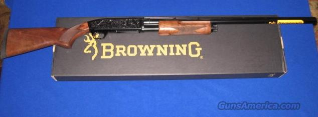 "Browning BPS Engraved 12 Gauge 3 1/2"" Pump Shotgun   Guns > Shotguns > Browning Shotguns > Pump Action > Hunting"
