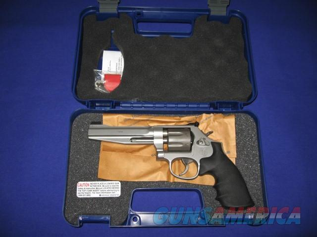 Smith & Wesson Model 986 Pro Series 9MM Revolver  Guns > Pistols > Smith & Wesson Revolvers > Performance Center
