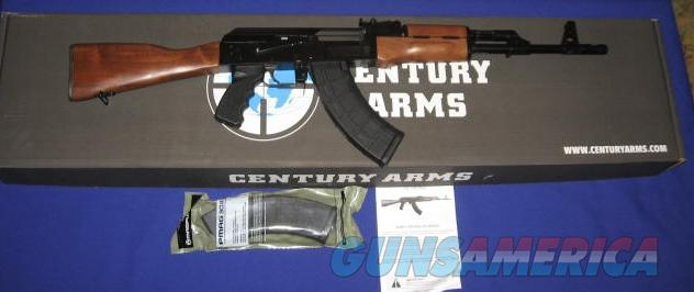 Century Arms C39V2 7.62x39 Semi-Auto AK-47 Rifle Walnut  Guns > Rifles > Century International Arms - Rifles > Rifles