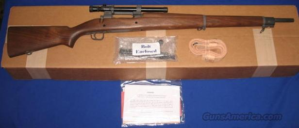 Gibbs 1903-4A Springfield Bolt Action Sniper Rifle w/Scope 30.06 Caliber  Guns > Rifles > Gibbs Rifles