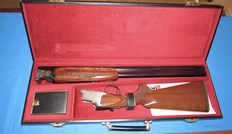 WINCHESTER 101 XTR LIGHTWEIGHT 12 GAUGE OVER/UNDER SHOTGUN WITH MATCHING CASE  Guns > Shotguns > Winchester Shotguns - Modern > O/U > Hunting