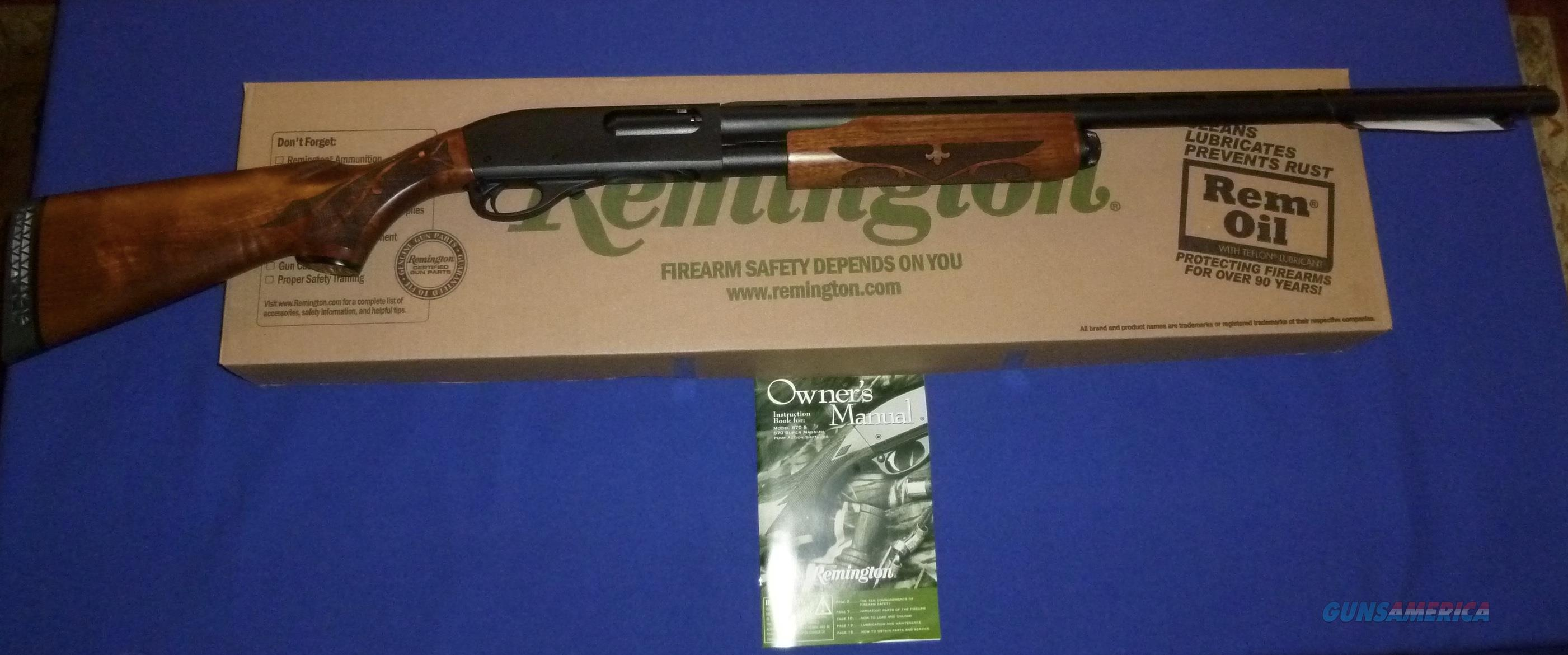 REMINGTON 870 EXPRESS 200TH YEAR ANNIVERSARY EDITION 12 GAUGE PUMP SHOTGUN  Guns > Shotguns > Remington Shotguns  > Pump > Hunting