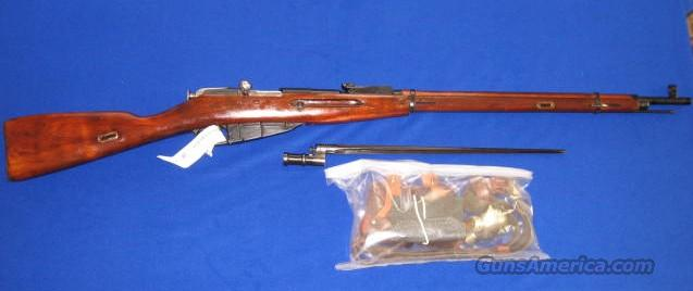 Mosin-Nagant 91/30 Bolt Action Rifle   Guns > Rifles > Mosin-Nagant Rifles/Carbines