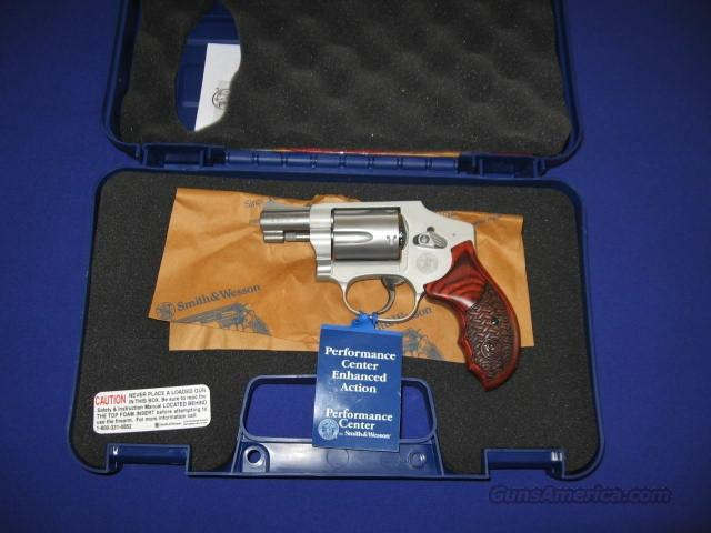 Smith & Wesson 642 PC 38 SPL+P Revolver TALO Edition  Guns > Pistols > Smith & Wesson Revolvers > Pocket Pistols